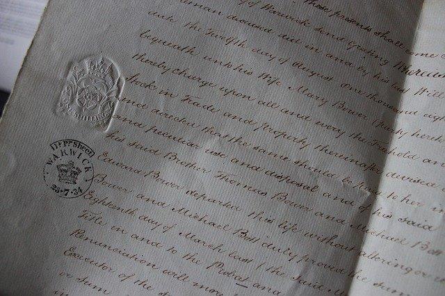 Sadržina zaveštanja (testamenta)